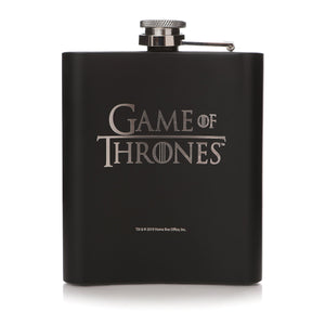 Game of Thrones Hip Flask - I Drink & I Know Things