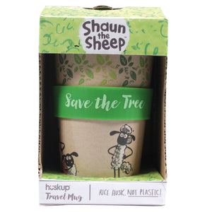 Aardman Shaun the Sheep 12oz Huskup