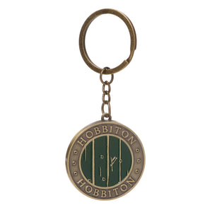 The Hobbit Keyring - Hobbiton