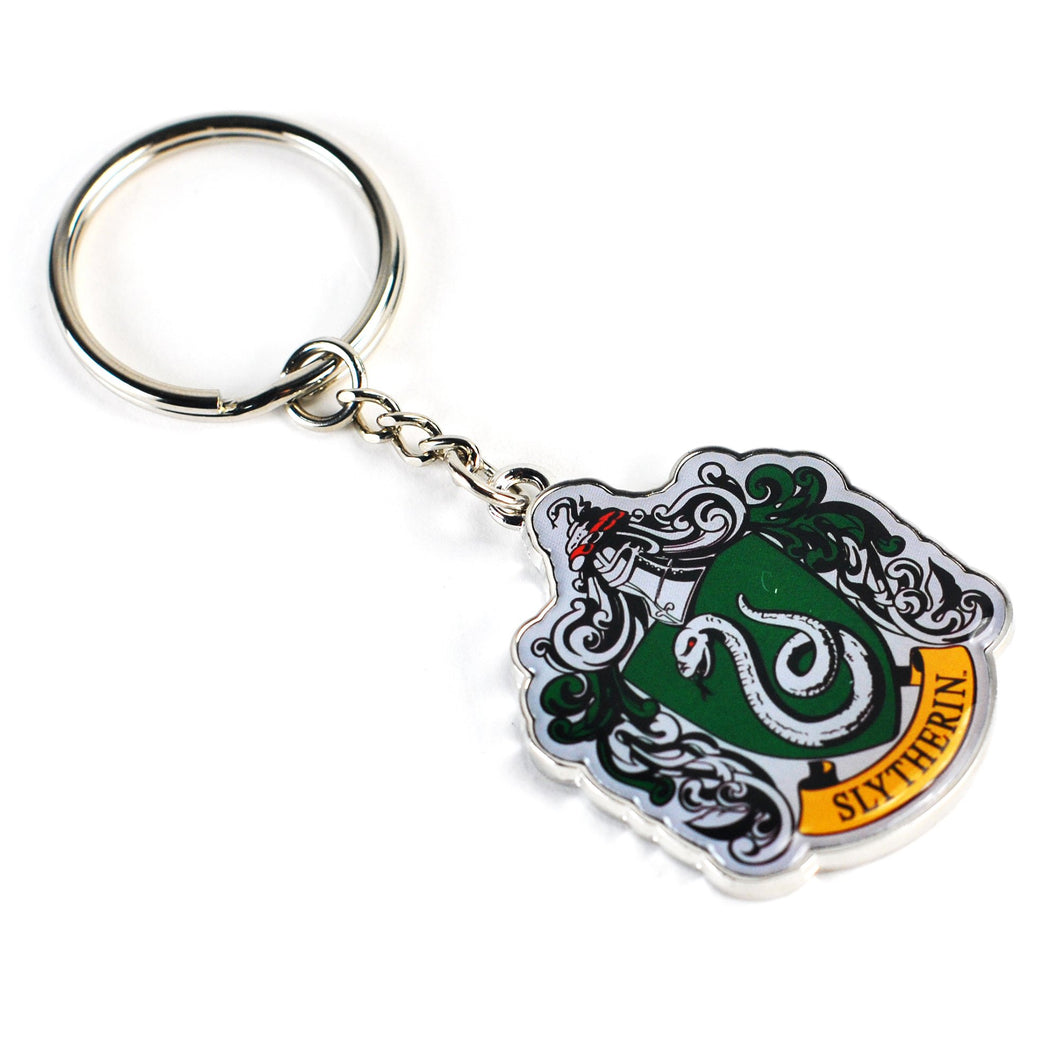Harry Potter Keyring - Slytherin Crest