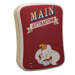 Dumbo Bamboo Lunch Box - Main Attraction
