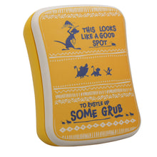 Load image into Gallery viewer, The Lion King Bamboo Lunch Box - Timon