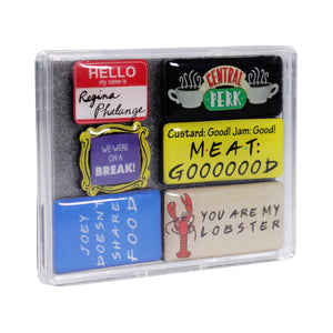 Friends Quotes Magnet Set