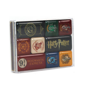 Harry Potter Magnet Set - Houses