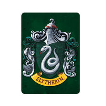 Load image into Gallery viewer, Harry Potter Metal Magnet - Slytherin Crest