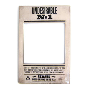 Harry Potter Photo Frame Magnet - Undesirable No 1