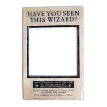 Load image into Gallery viewer, Harry Potter Photo Frame Magnet - Sirius Black