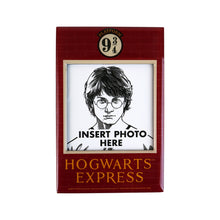 Load image into Gallery viewer, Harry Potter Photo Magnet - Platform 9 3/4