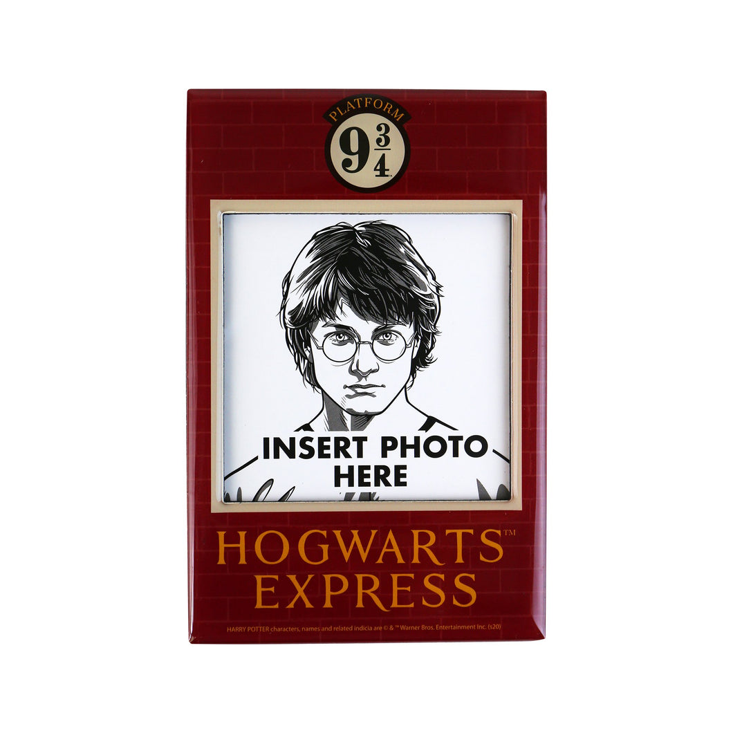 Harry Potter Photo Magnet - Platform 9 3/4