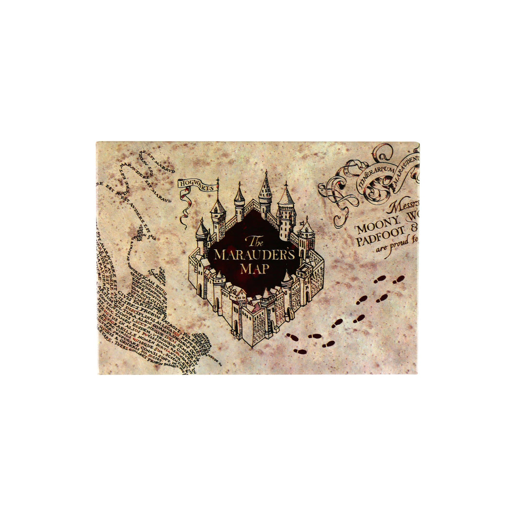 Harry Potter Magnet - Marauders Map