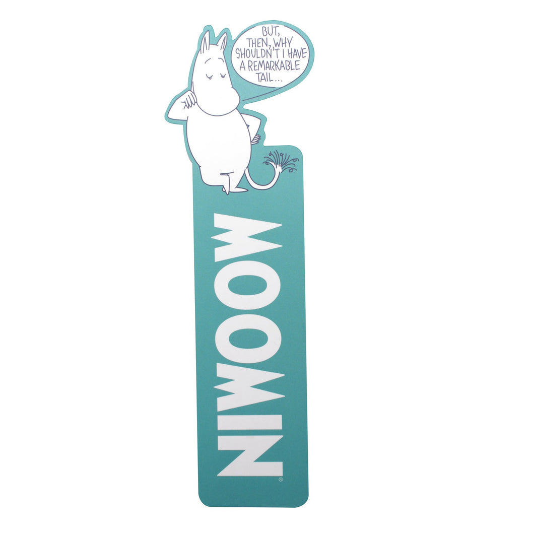 Moomin Bookmark - Remarkable Tail