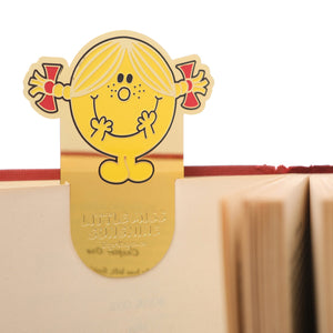 Mr. Men Little Miss Bookmark - Little Miss Sunshine