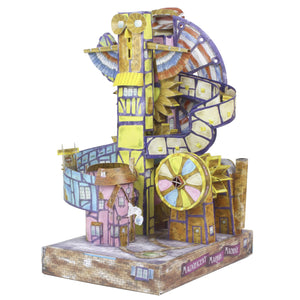 Totally Glueless: Magnificent Marble Machine