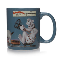 Load image into Gallery viewer, Aardman Wallace and Gromit Mug - Wrong Trousers