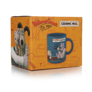 Aardman Wallace and Gromit Mug - Wrong Trousers