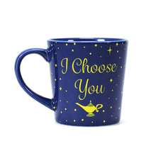 Load image into Gallery viewer, Aladdin Tapered Mug - Aladdin & Jasmine