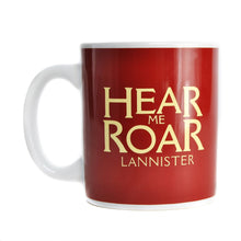 Load image into Gallery viewer, Game of Thrones Mug - Lannister