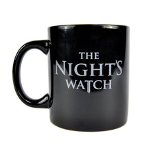 Load image into Gallery viewer, Game of Thrones Mug - Night's Watch