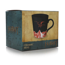 Load image into Gallery viewer, The Hobbit Boxed Mug - Smaug