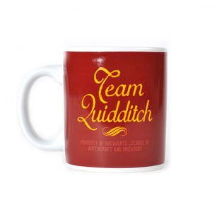 Harry Potter Mug - Quidditch Captain