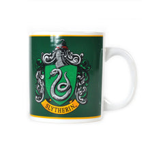 Load image into Gallery viewer, Harry Potter Mug - Slytherin Crest