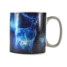 Load image into Gallery viewer, Harry Potter Heat Changing Mug - Expecto Patronum