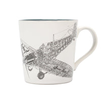 Load image into Gallery viewer, Haynes Tapered Mug - Spitfire