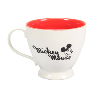 Mickey Mouse Teacup Mug - It All Started With a Mouse
