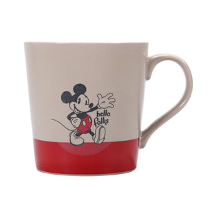 Mickey Mouse Heat Changing Tapered Mug