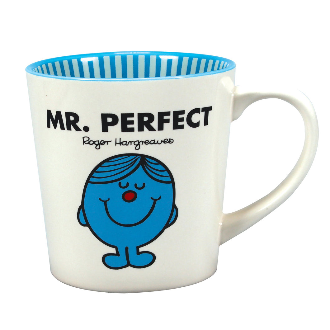 Mr. Men Mug - Mr. Perfect