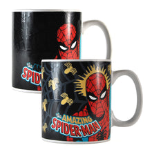 Load image into Gallery viewer, Spider-Man Heat Changing Mug