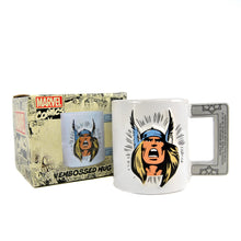Load image into Gallery viewer, Marvel Embossed Mug - Thor