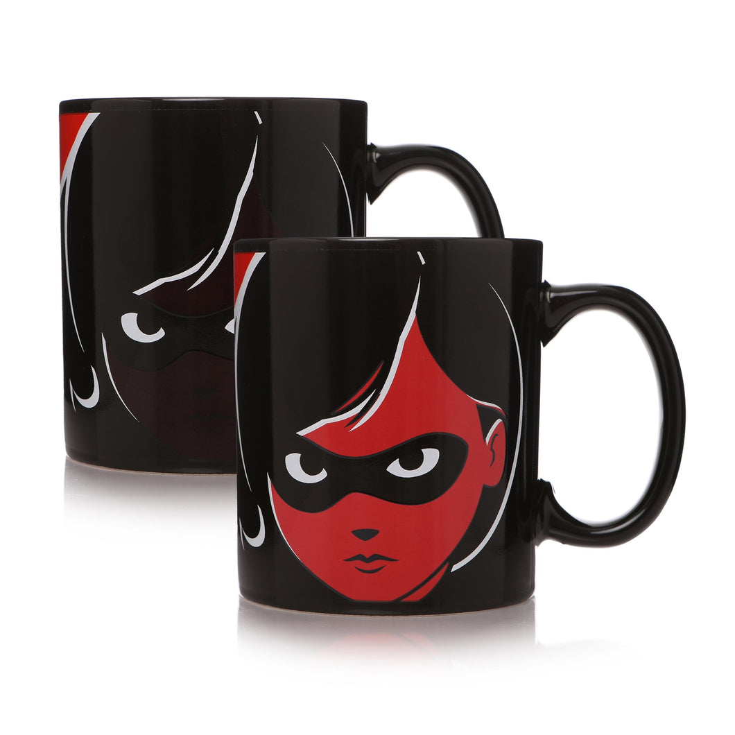 The Incredibles Heat Change Mug - Incredibles