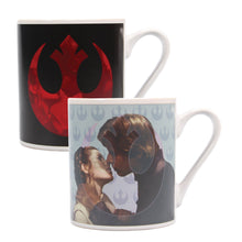 Load image into Gallery viewer, Star Wars Heat Changing Mug - I Love You, I Know