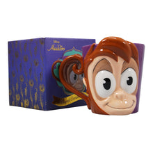Load image into Gallery viewer, Aladdin Shaped Mug - Abu