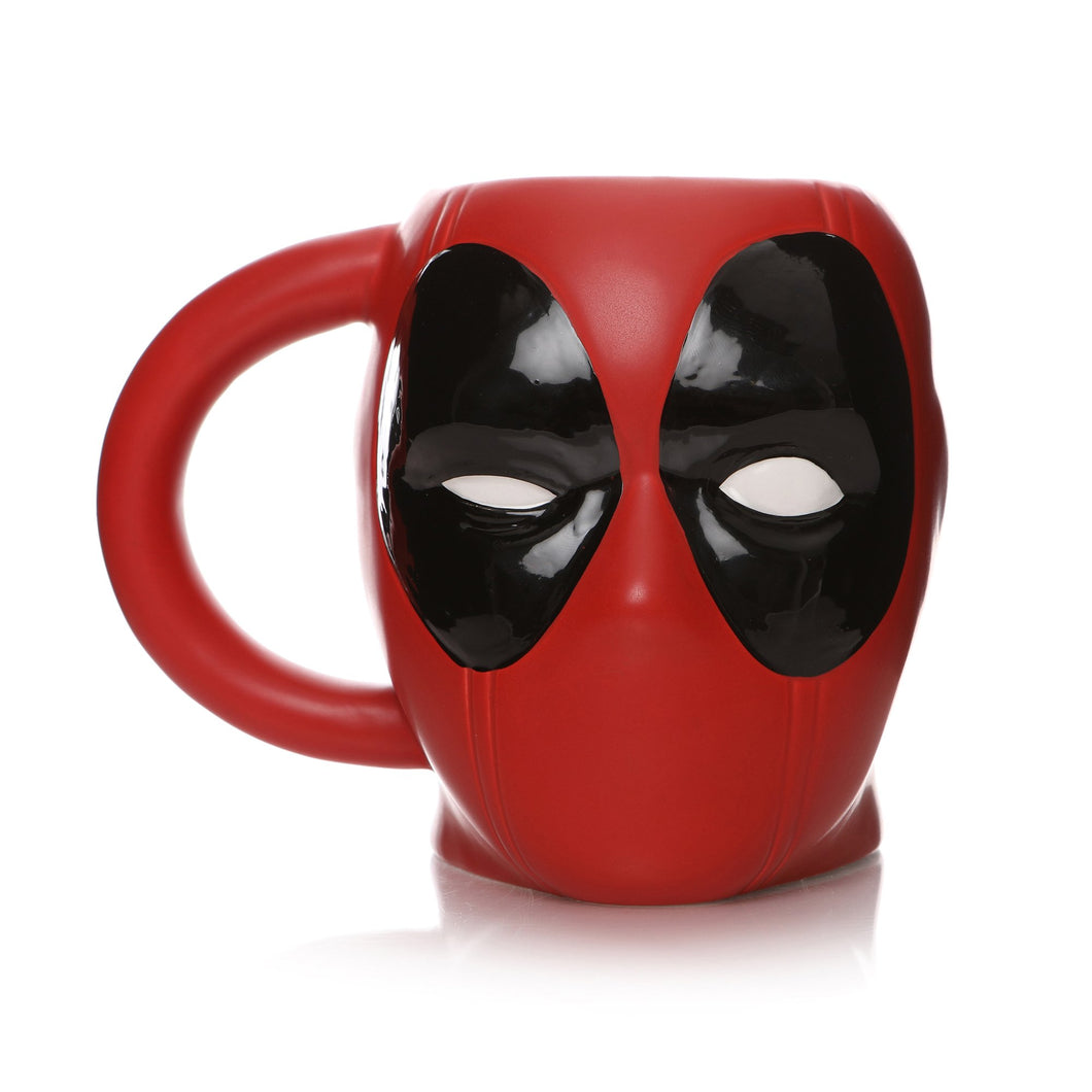 Marvel Deadpool Shaped Mug