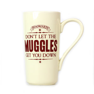 Harry Potter Latte Mugs - Muggles