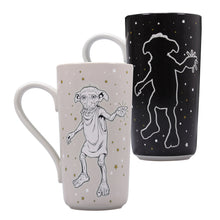 Load image into Gallery viewer, Harry Potter Heat Changing Latte Mugs - Dobby