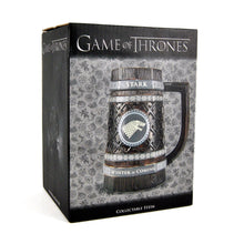 Load image into Gallery viewer, Game of Thrones Stein Mug - Stark