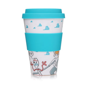 Toy Story 4 Bamboo Travel Mug - Forky