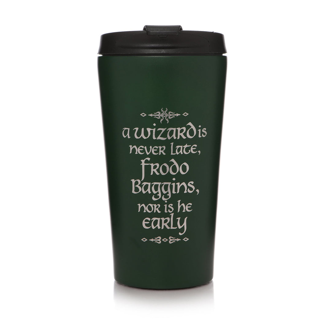 The Lord of the Rings Metal Travel Mug