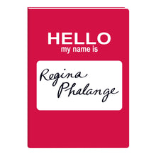 Load image into Gallery viewer, Friends Exercise Book - Regina Phalange
