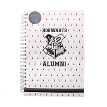Load image into Gallery viewer, Harry Potter A4 Notebook - Hogwarts Alumni