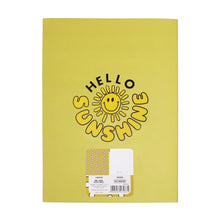 Load image into Gallery viewer, Mr. Men Little Miss Exercise Book - Little Miss Sunshine