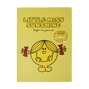 Mr. Men Little Miss Exercise Book - Little Miss Sunshine