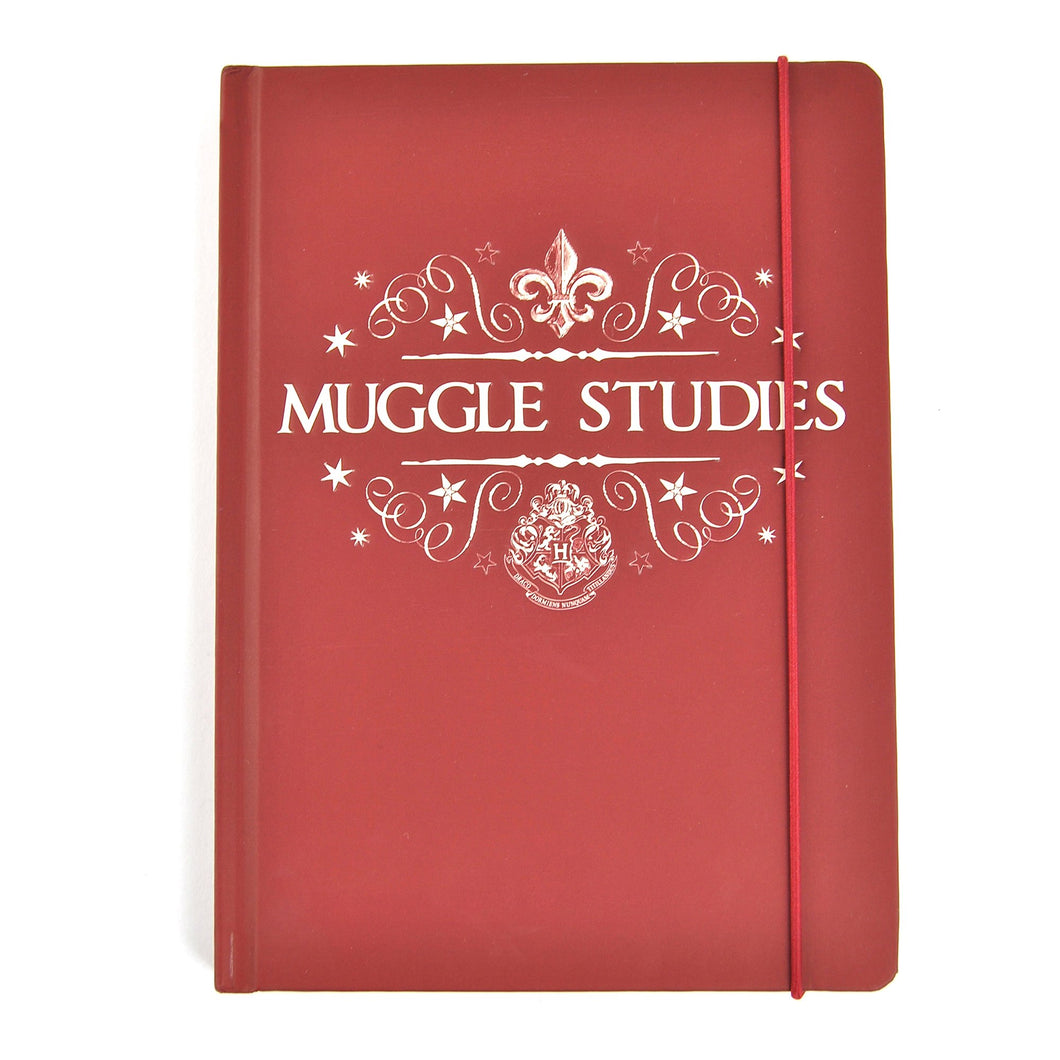 Harry Potter A5 Notebook - Muggle Studies