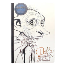 Load image into Gallery viewer, Harry Potter A5 Notebook - Dobby