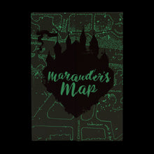 Load image into Gallery viewer, Harry Potter A5 Notebook - Marauder's Map