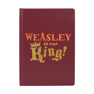 Harry Potter A5 Notebook - Ron Weasley