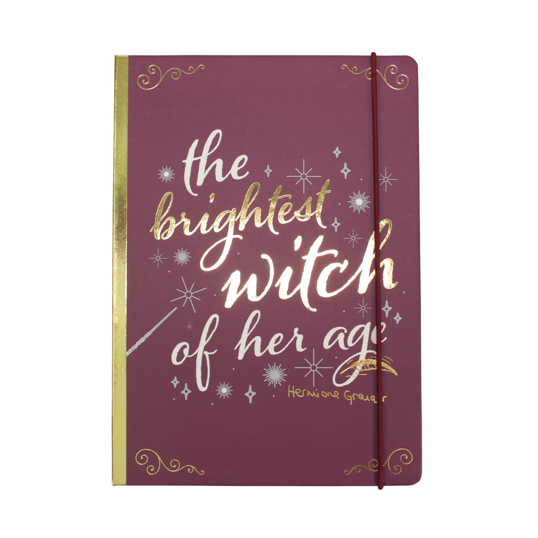 Harry Potter A5 Notebook - Hermione Granger